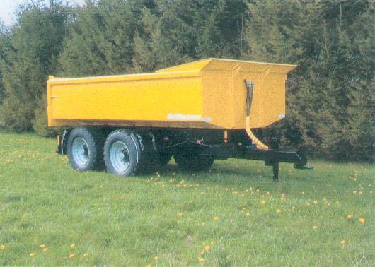 Rơ-moóc và sơ mi rơ-moóc dùng trong nông nghiệp