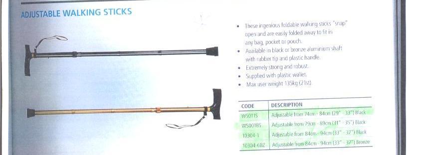 Ba toong, gậy tay cầm có thể chuyển thành ghế, roi, gậy điều khiển, roi điều khiển súc vật thồ, kéo và các loại tương tự.