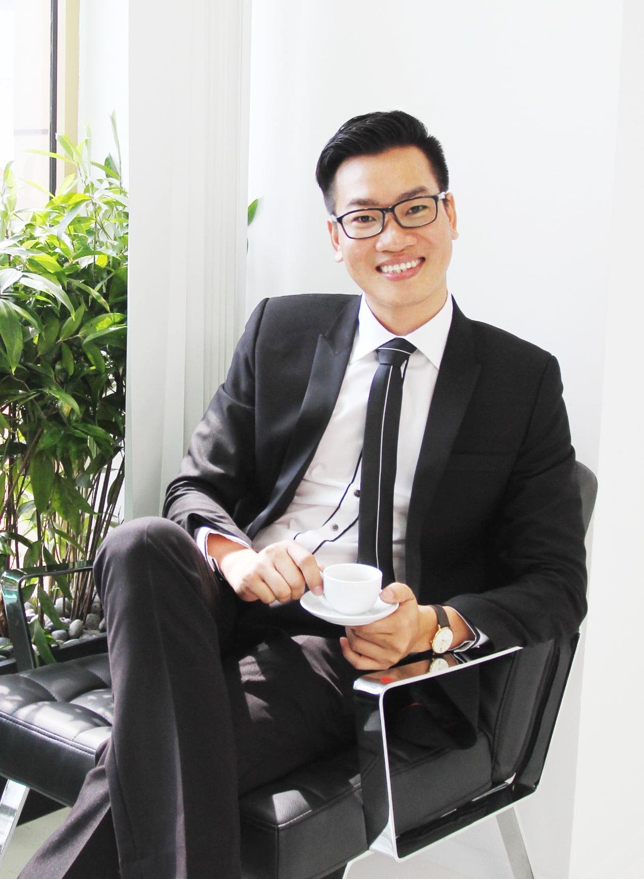 Luật sư Nguyễn Hoàng Trung Hiếu